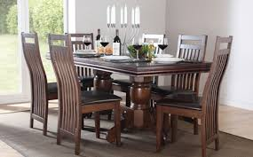 wood dining tables. charming dark wood dining tables and chairs 51 about remodel ikea room with