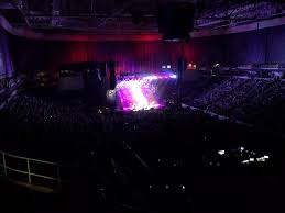 Times Union Center Seating Chart Basketball Uppers Bad View Sec 244 Row G Seat 1 Picture Of Times