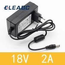 18v <b>адаптер переменного тока</b>
