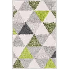 well woven mystic alvin green 2 ft x 3 ft mid century geometric
