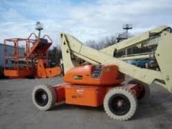 genie genie s40 s45 boom lift 4x4 jlg electric knuckle booms