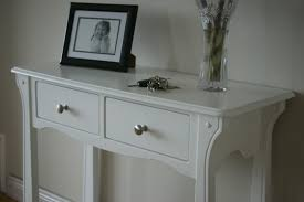 hall table white. Modern White Hallway Table With PAINTED HALL Hall E