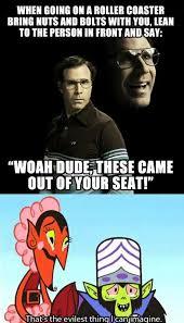 Pure evil indeed. - quickmeme via Relatably.com