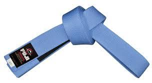 Fuji Bjj Blue Belt Adult Blue Belt Belt Jiu Jitsu