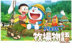 Japanese Version Of Doraemon Story Of Seasons Playable Only In Japanese -  NintendoSoup