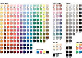 Chartpak Markers Color Chart Bedowntowndaytona Com