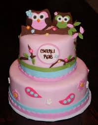 35 Cute Owl Centerpieces For Baby Shower  Table Decorating IdeasOwl Baby Shower Cakes For A Girl