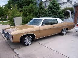 1969 Chevrolet Impala, Impala SS pictures, interior