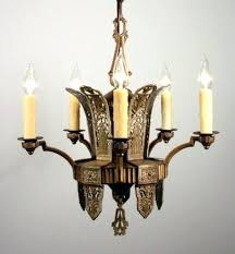 new antique art deco chandelier for 26 antique art deco chandelier lighting