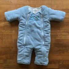 Merlin S Magic Sleepsuit Sizing Chart Baby Merlins Magic Sleepsuit Swaddle Size Large 6 9 Months