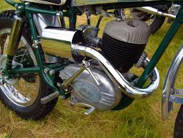 1960 villiers 197cc single cylinder two stroke air cooled engine