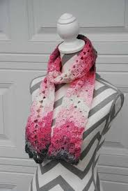 Easy Crochet Scarf Patterns For Beginners Free Best Vintage Rippling Scarf Pattern The Crochet Crowd