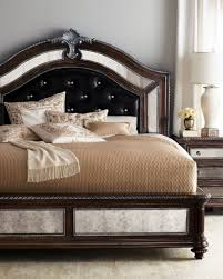 Modern Bedroom Headboards Furniture Excellent Bed Design With Button Tufted Headboard With