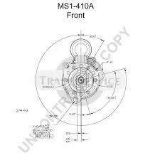 ms1 410a prestolite starter motor trade service kft ms1 410a prestolite starter motor