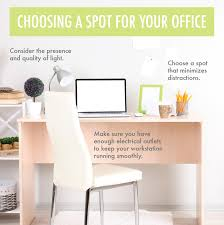 running home office. Choosing A Spot For Your Home Office Running
