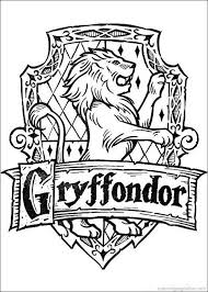 Harry Potter Coloring Pages 114 Coloring Harry Potter Tegninger