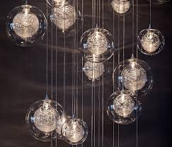 incredible hand blown glass pendant lights within light remodel 16