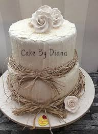 Rustic Wedding Cakes For That Homespun Feeling