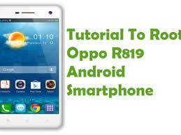 Root Oppo R819 Smartphone Without Computer