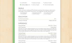 Resume Printable Traditional Resume Examples With Pictures