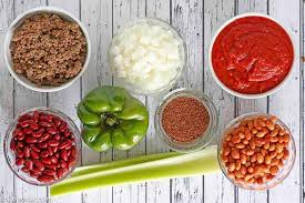 these are the ings that go into wendy s chili you can recreate this famous wendy s