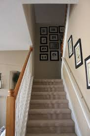 Interesting Home Interior Decoration With Various Staircase Wall Decor :  Killer Picture Of Home Interior Decoration