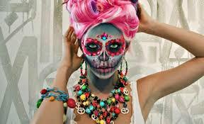 the 15 best sugar skull makeup looks for