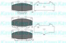 тормозные колодки дисковые задние abs discovery range rover 02 19 37500