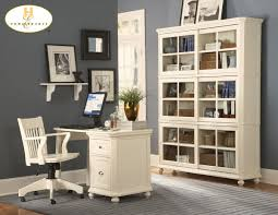 white home office desks. white home office furniture my apartment story with desks 4