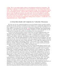 Examples Of Bad College Essays Examples Of Bad College Essays Find Your Sample Resume 1