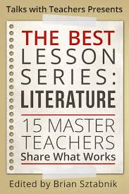 ap lit help a talks teachers site best lesson series