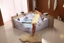 2 person whirlpool tub. New 2 Person Jacuzzi Whirlpool Massage Hydrotherapy Bathtub Tub Indoor - White