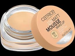 catrice 12h matt mousse makeup review