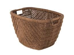One Design Home Baskets Amazon Com Kouboo Fan Decorative Storage Basket One Size