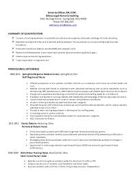 Amanda Dillow Clnc Cv Resume