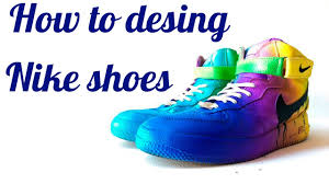 Nike Shoes Cool Designs