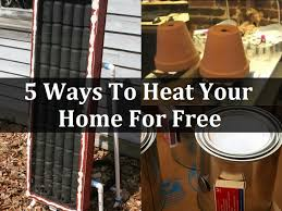 How to heat your water in an electric only home