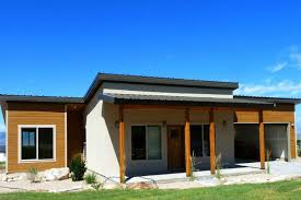Small Picture Zip Kit Homes are Efficient Streamlined Prefab Houses Out of Utah