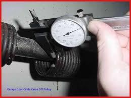 garage door torsion spring replacement inspiration of of sectional garage door extension springs concept of