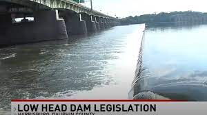 What is a low head dam. New Law Makes Improperly Marked Low Head Dams Illegal Carries Big Fines Whp