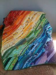 Best 25+ Rainbow quilt ideas on Pinterest | Robert kaufman fabric ... & Scrappy rainbow quilt Shared by www.nwquiltingexpo.com JOIN US Sept 2014! # Adamdwight.com