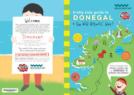new book local guide to donegal told by local children