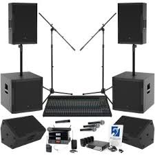 sound system for church. quick look church sound system with 6 mackie srm series loudspeakers 2 subwoofers and 3204vlz4 mixer for pro acoustics
