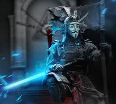 anonymous samurai wallpaper 10404259 wallpaper