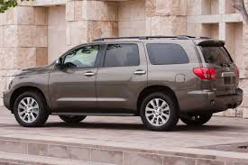 2016 Toyota Sequoia limited Market Value - What's My Car Worth