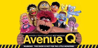 What's all the fuzz about - Avenue Q returns to Manchester -  TotalNtertainment