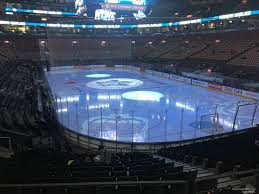 Scotiabank Maple Leafs Seating Chart Scotiabank Arena Section 104 Toronto Maple Leafs