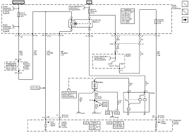 2003 chevy trailblazer electrical system wiring diagram graphic