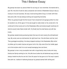 perfect family essay 10 stunning this i believe essay ideas 2019