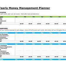 Manage Money Spreadsheet 50 Money Management Worksheets Excel Word Pdf Template